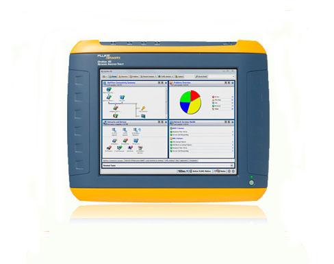 福禄克FLUKE OptiView XG平板电脑式手持网络分析仪