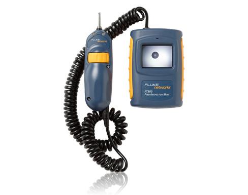 【福禄克】Fluke FiberInspector 袖珍光纤视频显微镜(FT525,FT500)