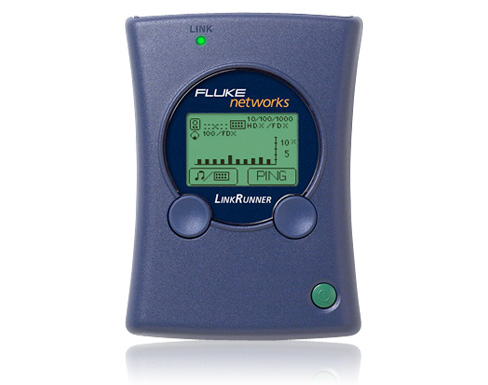 【福禄克】Fluke LinkRunner 链路通(LR-KIT,CIQ-SVC)