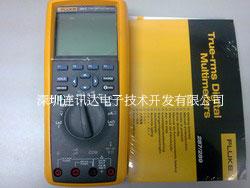 F289C 真有效值电子记录多用表