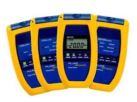 【福禄克】Fluke SimpliFiber 光缆损耗测试包(FT525,FT400,8250-04)