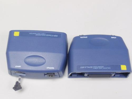 【福禄克】Fluke DSP-FTA光缆测试适配器(DSP-FTA440S,DSP-FTA430S,SP-FTA420S)