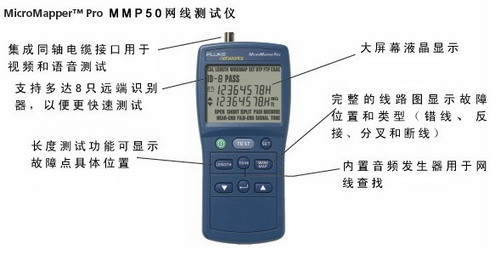 pro网线测试仪