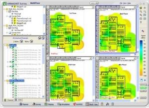 Fluke AirMagnet Survey 艾尔麦无线局域网勘测仪