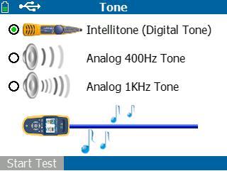 福禄克Linkrunner AT电缆测试仪 Cable verification