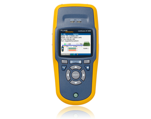 【福禄克】Fluke LinkRunner™ AT(LRAT-1000,LRAT-2000)路路通