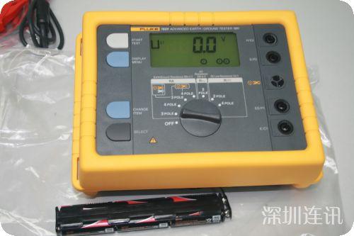 【福禄克】Fluke 1625接地电阻测试仪
