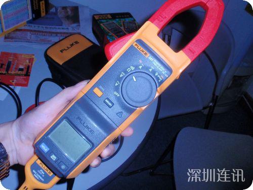 【福禄克】Fluke 381真有效值高压钳形电流表
