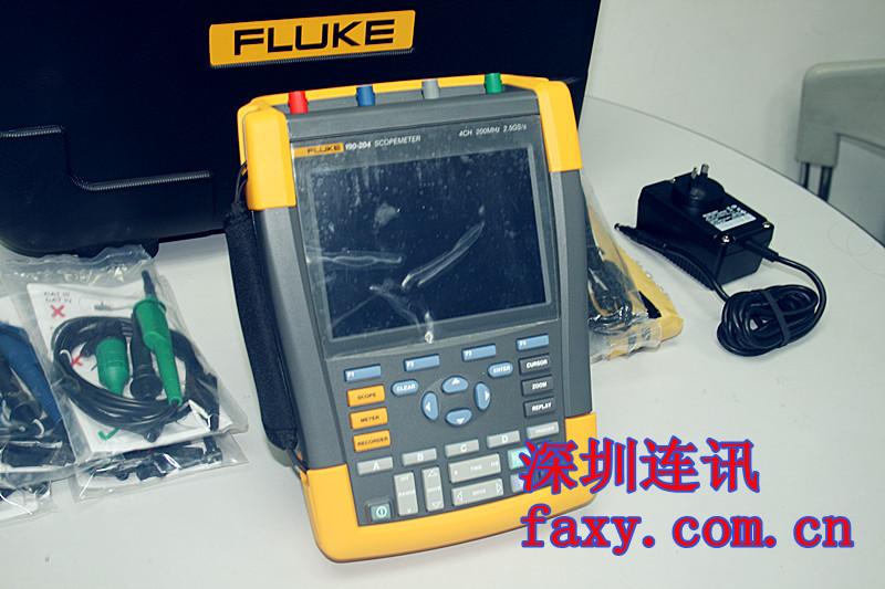 【福禄克】Fluke 190-204/S示波器(示波表)