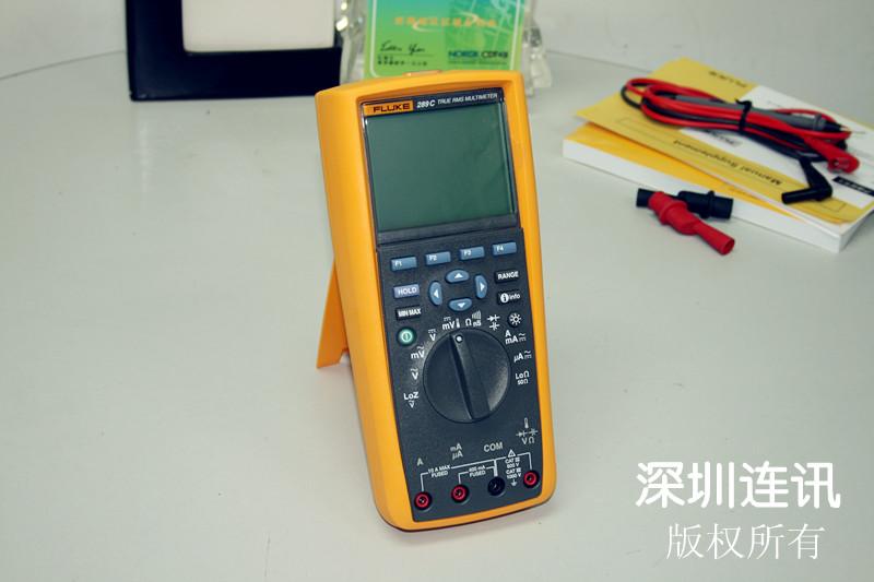 【福禄克】Fluke 289C真有效值万用表(F289C)