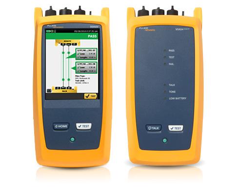【福禄克】Fluke CertiFiber Pro(CFP-100-Q,CFP-100-M,CFP-100-S) 光纤测试仪