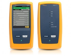 福禄克FLUKE DSX-8000电缆认证分析仪DSX8000(最新支持Cat 8类网线)