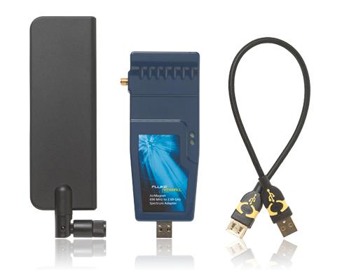 福禄克FLuke AirMagnet Spectrum ES频谱分析仪(AM/A6001,AM/A1680)