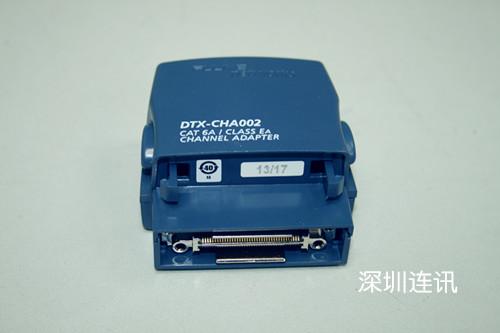 DTX-CHA002S,DTX-PlA002S福禄克FLUKE DTX专用通道永久链路适配器(DTX1800,DTX1200,DTX-LT)