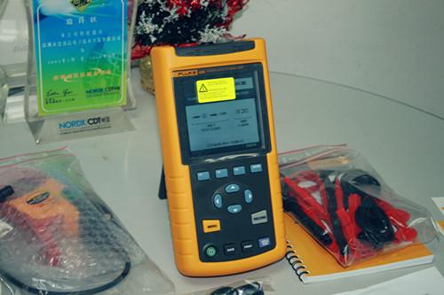 【福禄克】Fluke 43B 电能质量分析仪