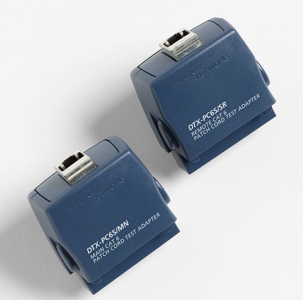 新DTX-PC5ES,DTX-PC6S,DTX-PC6AS福禄克全新跳线适配器