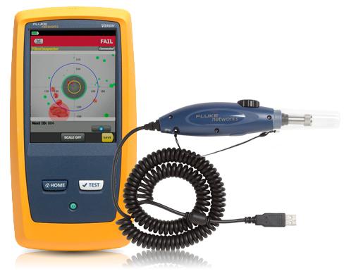 0【福禄克】Fluke FI-7000 FiberInspector Pro(FI-1000,FI2-7000-MPO)光纤视频显微镜
