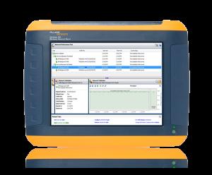 福禄克Fluke OPVXG-PTR|OPVXG-10G/PTR|OPVXG-EXPT/PTR OptiView XG 网络平板分析仪—性能测试