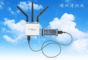 NETSCOUT AM/C1097网卡3×3适配器