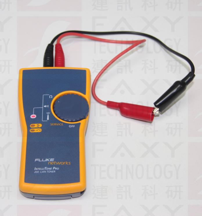 FLUKE测线仪MT-8200-60-KIT导通图