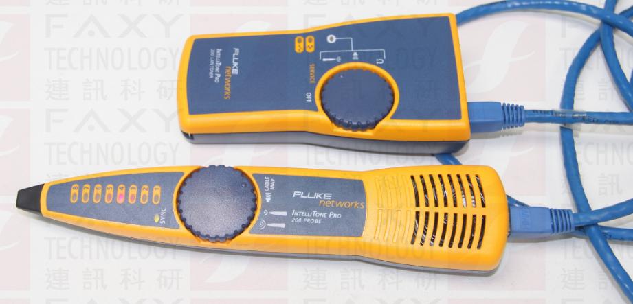 福禄克测线仪MT-8200-60-KIT测试网线通断