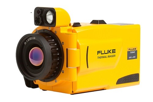 fluke tix640热像仪