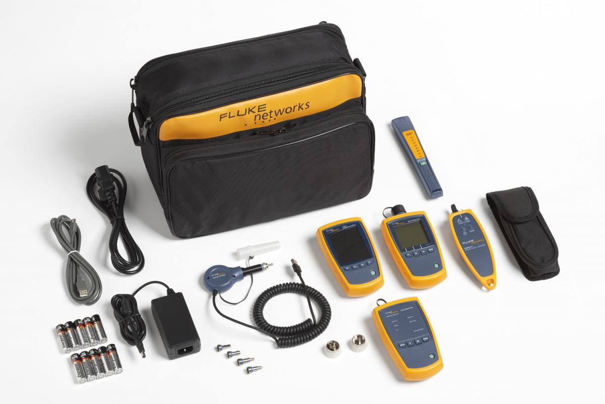 福禄克FLUKE FTK1475|FTK1375光纤测试仪SimpliFiber PRO