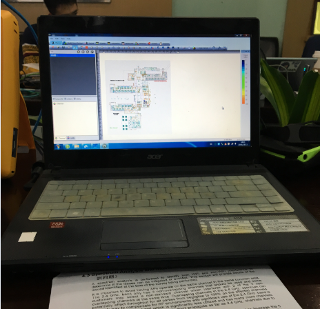 连讯达工程师全面测试Airmagnet 无线测试产品
