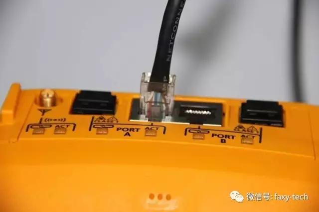 福禄克1TG2-1500接入网络