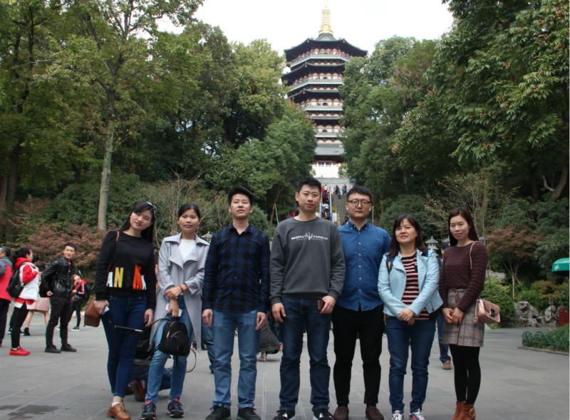 连讯达华东之旅(杭州、乌镇、上海)