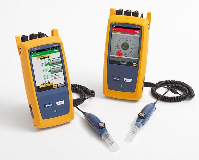 【福禄克】Fluke CFP2-100-Q CH光纤损耗测试套件(CFP2-100-M,CFP2-100-S)CertiFiber PRO